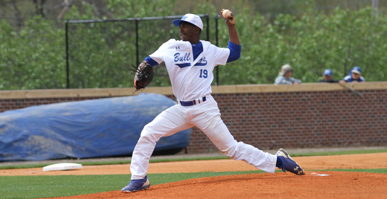 Photo for Ford named AAC Pitcher of the Week