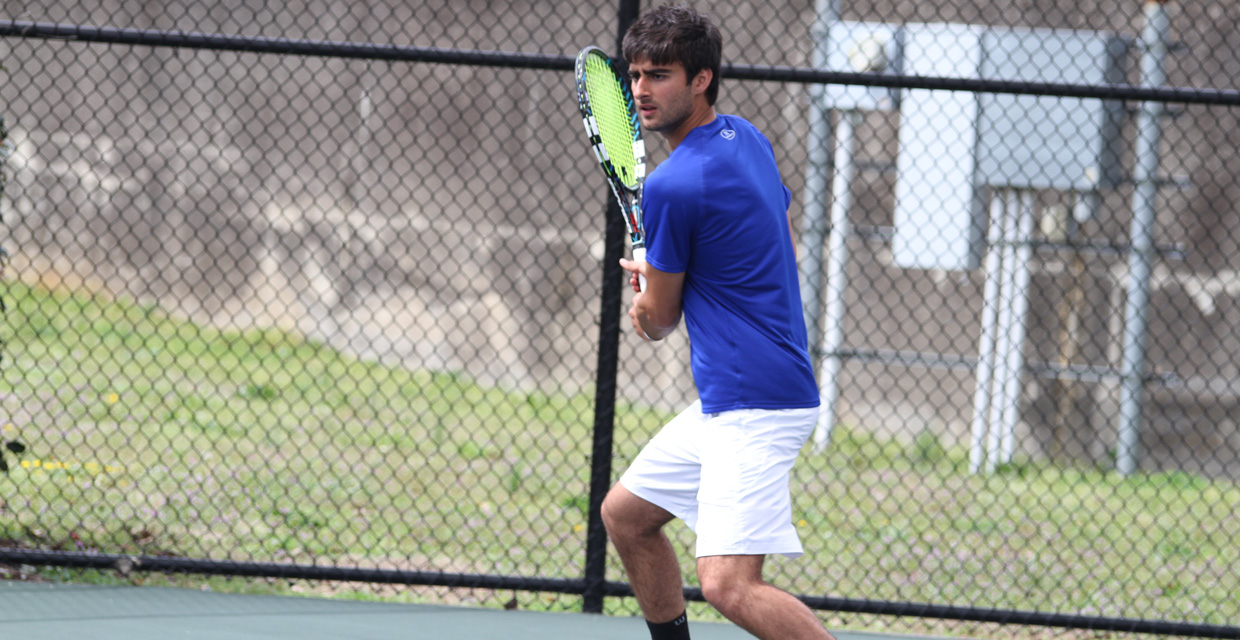 Photo for Perez named AAC Tennis Player of the Week