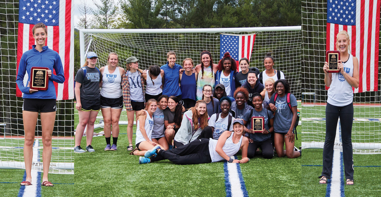 Photo for Lady Bulldogs finish 2nd in AAC Outdoor Track Championships