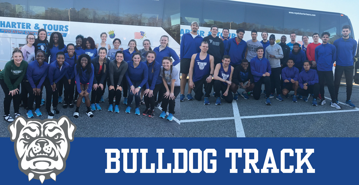 Photo for Bulldogs Men and Women Win AAC Challenge, Will Send Eight Athletes to the NAIA Indoor TF Championships