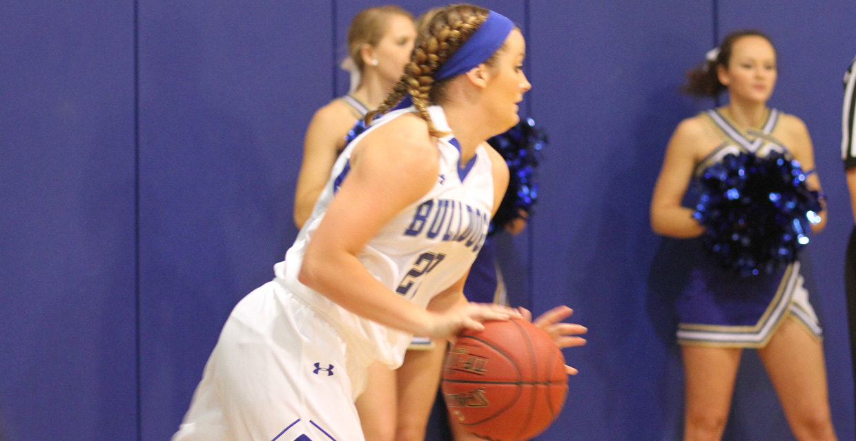 Photo for Lady Bulldogs pull out win over Bryan
