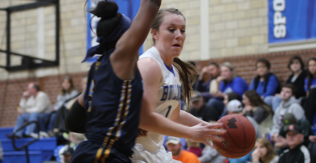 Photo for Lady Bulldogs advance in AAC Tournament
