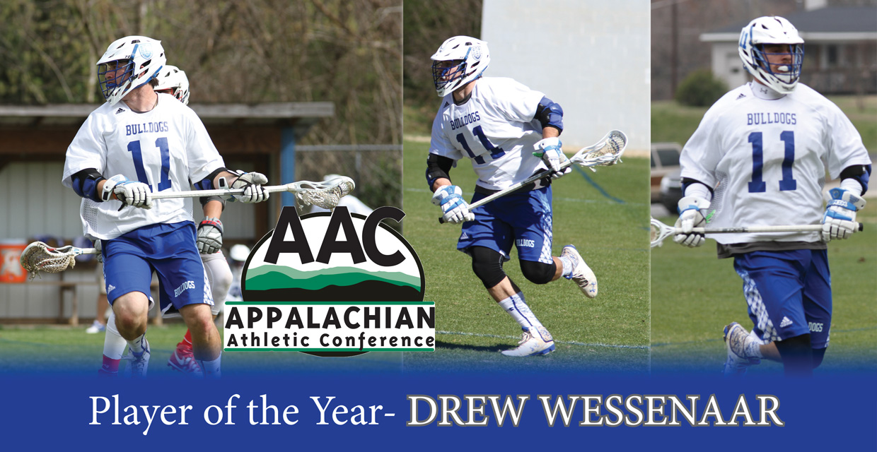 Photo for Wassenaar earns AAC Player of the Year