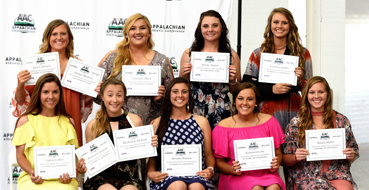 Photo for Lady Bulldogs earn AAC honors