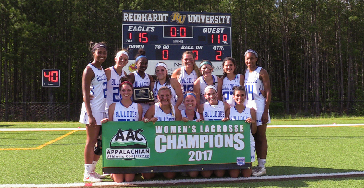 Photo for Lady Bulldogs win AAC Championship