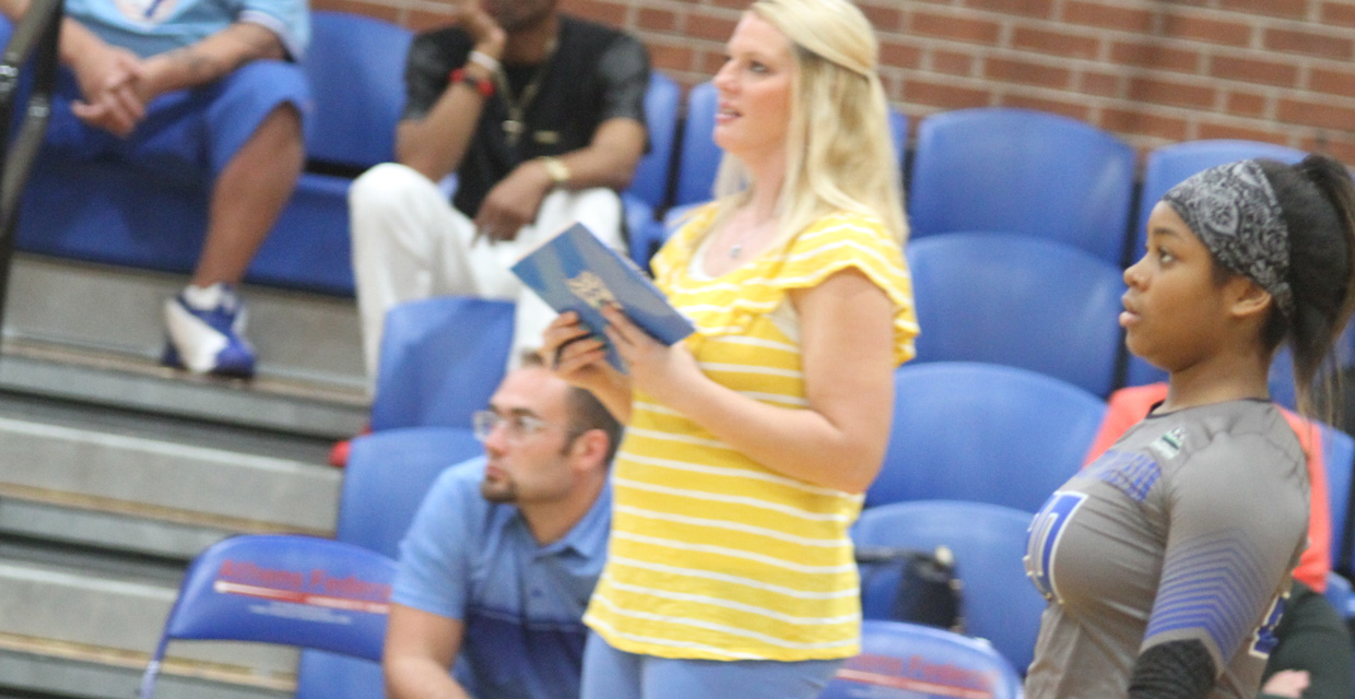 Photo for Harris hired as Assistant Coach for TWU Volleyball