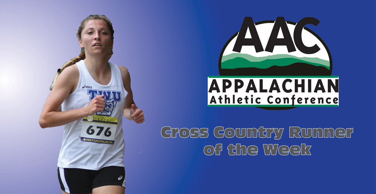 Photo for Rhodes named AAC Cross Country Runner of the Week