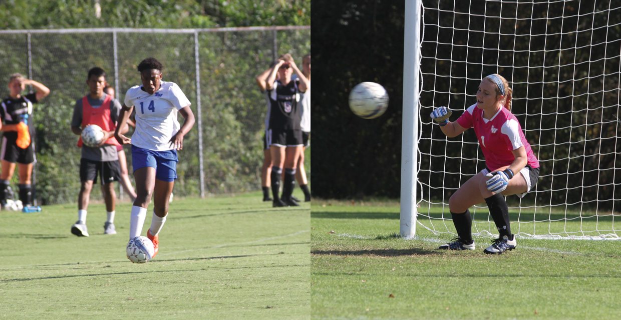 Photo for Lady Bulldogs sweep AAC Weekly Honors