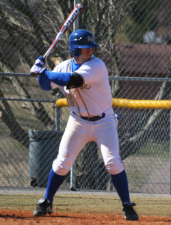 Jordan Guida hits two homeruns against Milligan