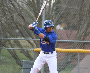 Anthony Biox had 3 hits including 2 homeruns and 7 RBIs