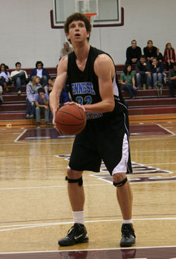 Matt Towry scores 21 for the Bulldogs