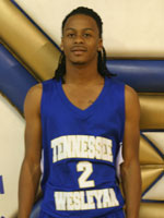 E'Jay Ward scores 16 for the Bulldogs