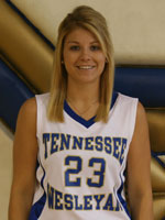 Heather Gibson puts up 21 points for the Lady Bulldogs